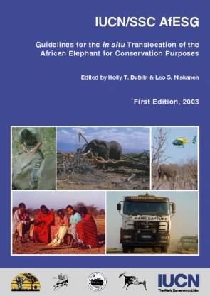 Guidelines for the In-situ Translocation of the African Elephant for Conservation Purposes