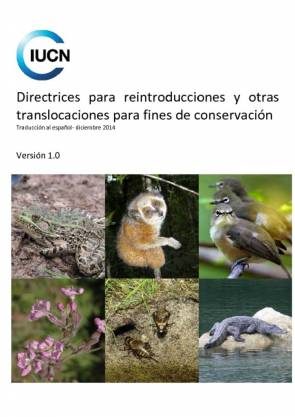 Guidelines for Reintroductions and Other Conservation Translocations – Spanish