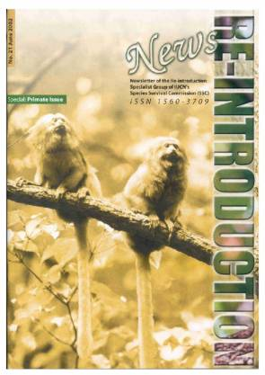 Re-introduction News June 2002