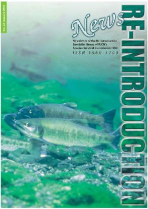 Re-introduction News January 2003