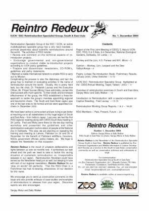 Reintro Redeux December 2004