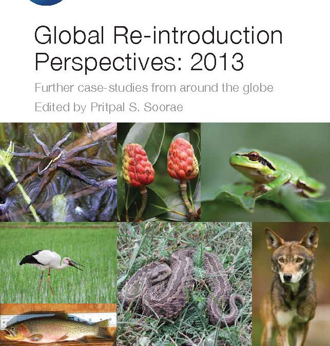 Global Re-introduction Perspectives: 2013