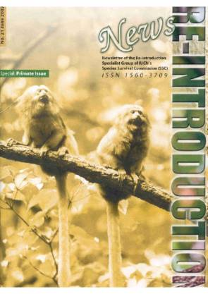 Guidelines for Nonhuman Primate Reintroductions
