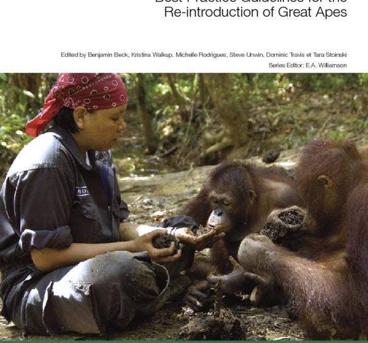 Guidelines for the Reintroduction of Great Apes