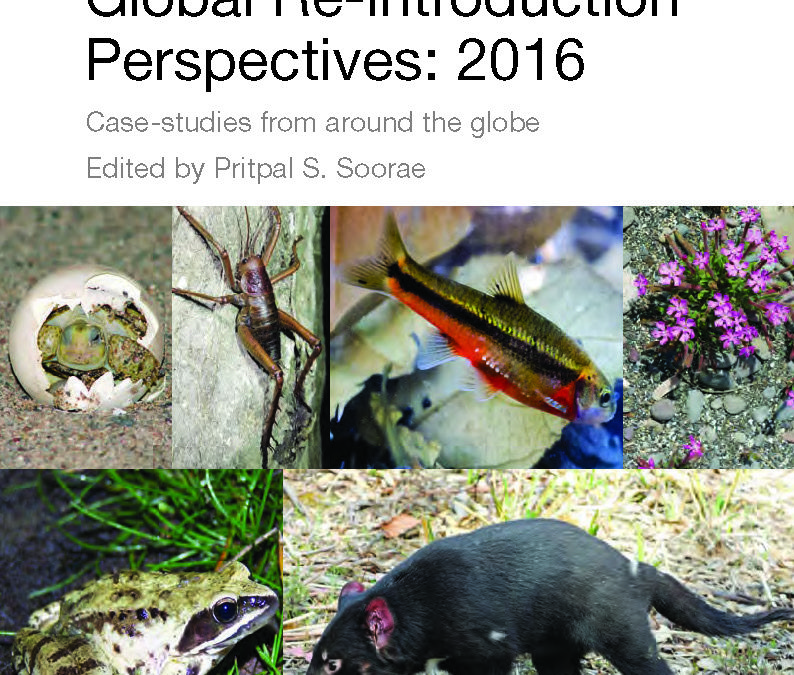 Global Re-introduction Perspectives: 2016