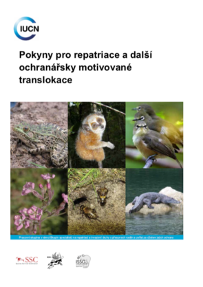 Guidelines for Reintroductions and Other Conservation Translocations – Czech