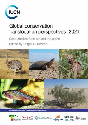 Global conservation translocation perspectives: 2021
